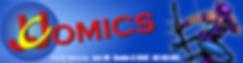 Jesse James Comics Logo and Hawkeye