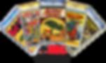 Jesse James Comics and Certified Guarantee Company CGC