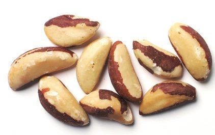 אגוזי ברזיל אורגני