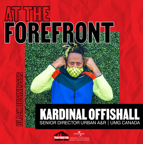 At The Forefront With Kardinal