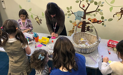 Shana Keller hosting craft fair at the Carnegie Library children's workshop