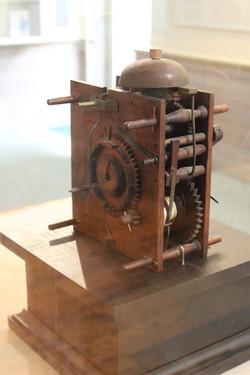 A striking clock