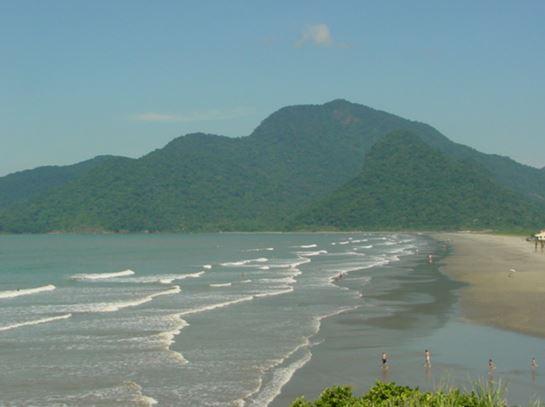 Mata Atlântica - Praia do Guaraú