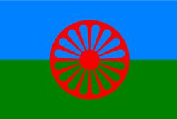 Bandeira Cigana
