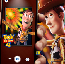Toy Story 4 AR