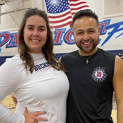 Coach Makayla & Coach Zac