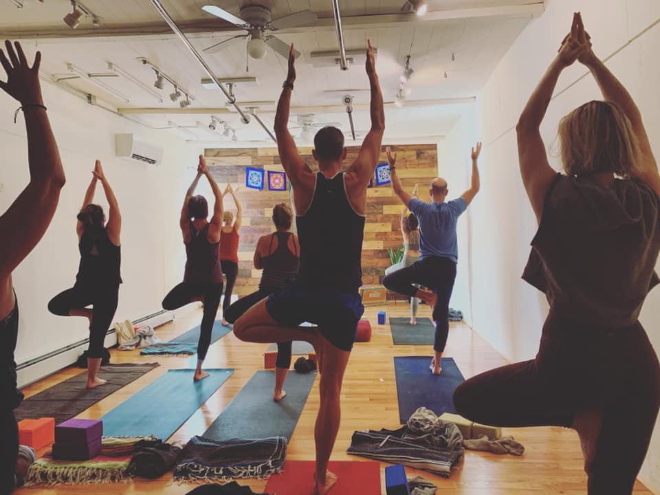 Yoga at River Family Wellness
