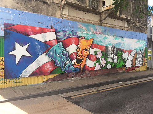 Puerto Rico Language and Culture