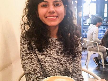 Q&A with Social Media Assistant Shivani