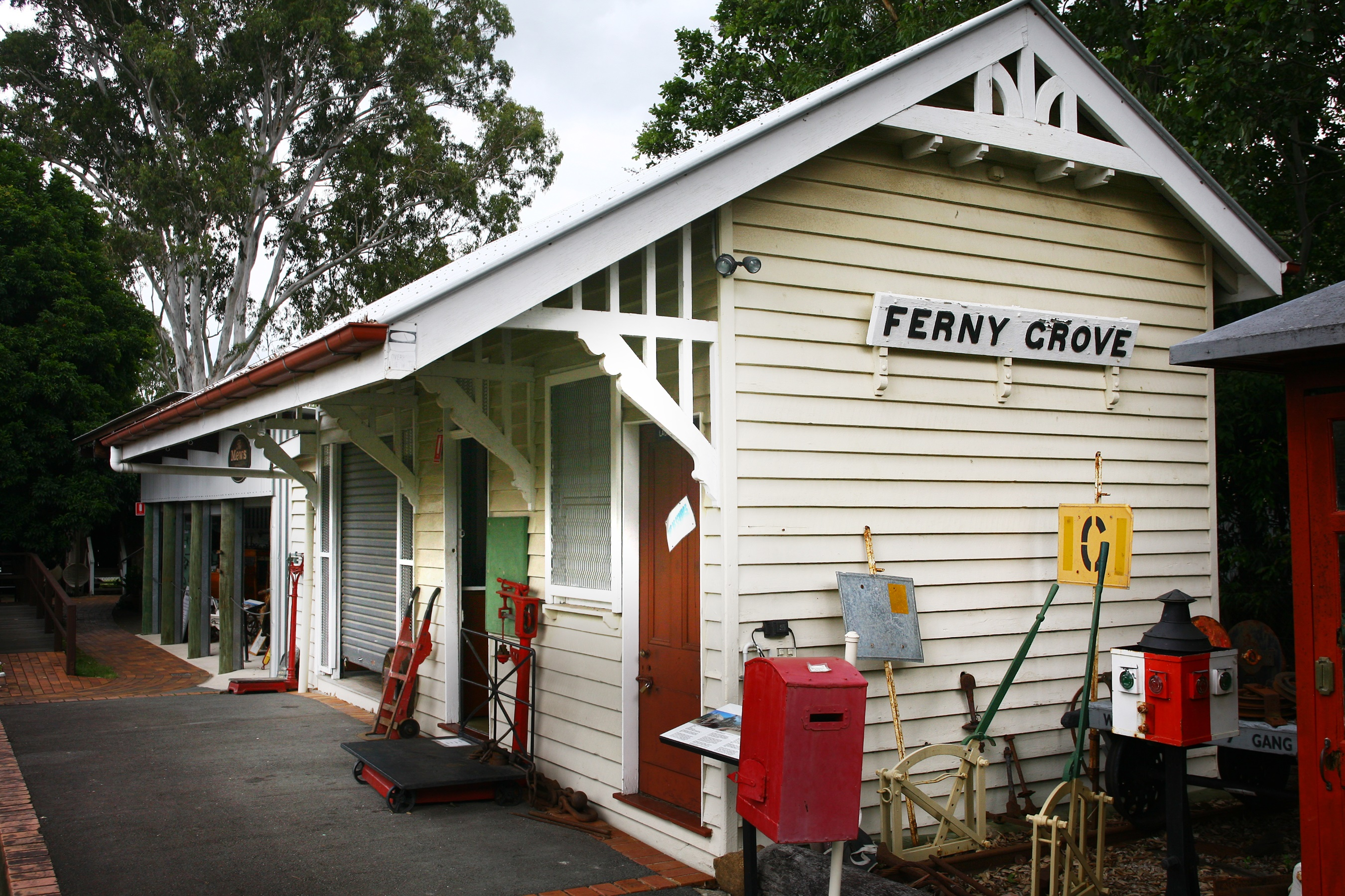 Ferny Grove Train Station