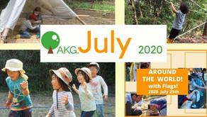 AKG in July (English)