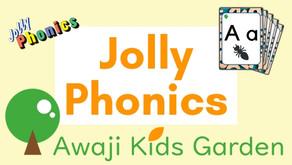 Jolly Phonics at AKG