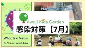 イベントでの感染予防対策 【7月】