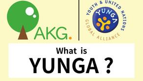 YUNGA at AKG