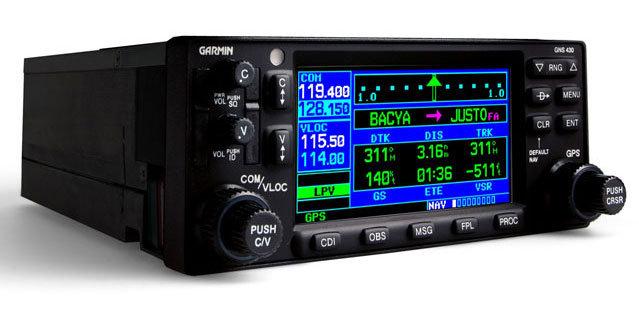 COM/NAV/GPS GNS-430W