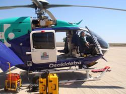 Helicóptero EC-135