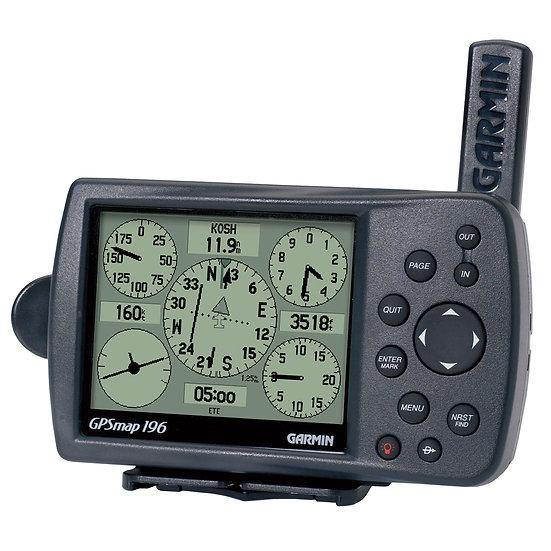 GPS 196