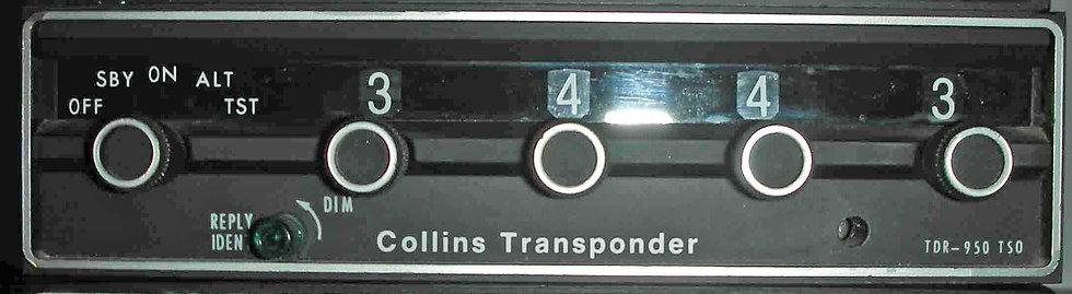 TRANSPONDER TDR-950