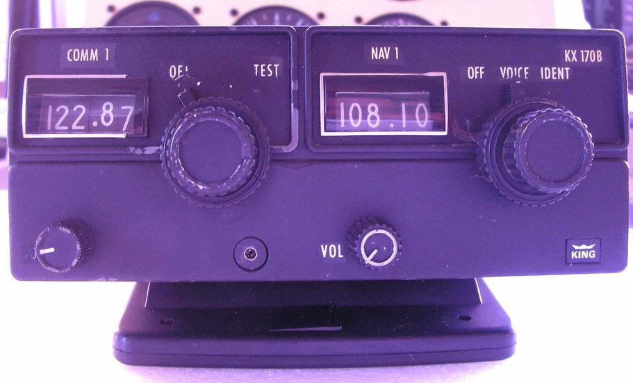COM/NAV KX-170B