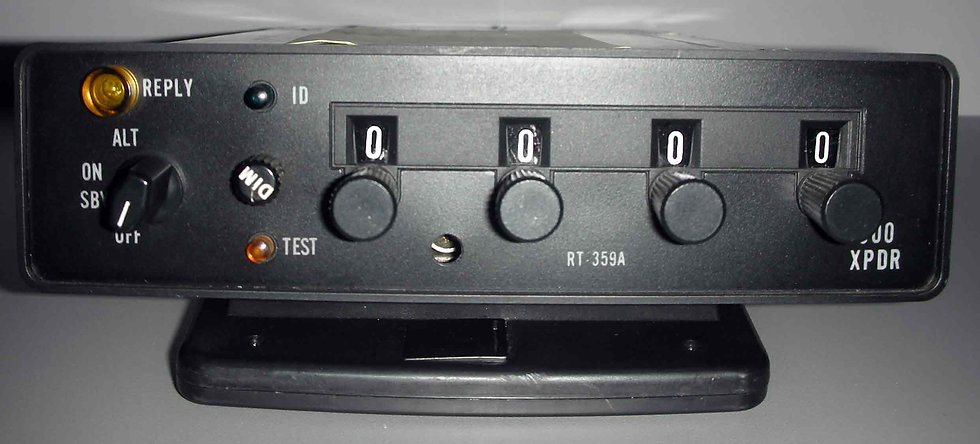 TRANSPONDER RT-359A