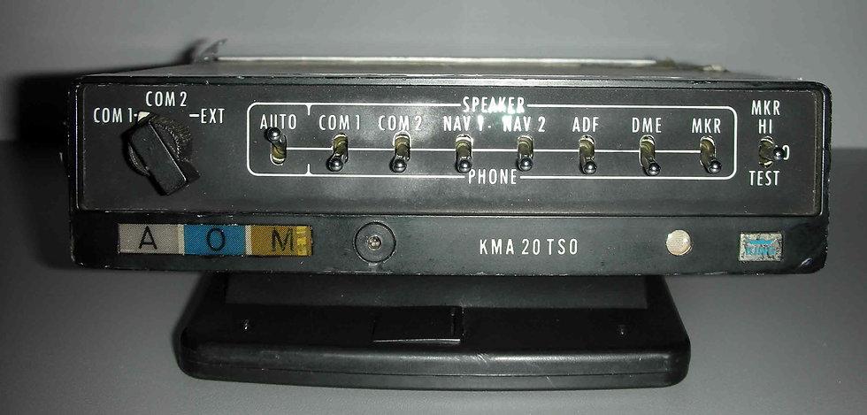 AUDIO PANEL KMA-20