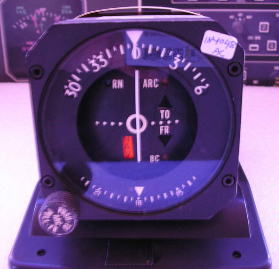 INDICADOR VOR/LOC IN-1048AC