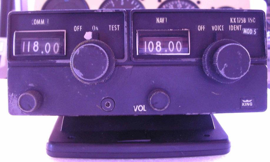 COM/NAV KX-175B