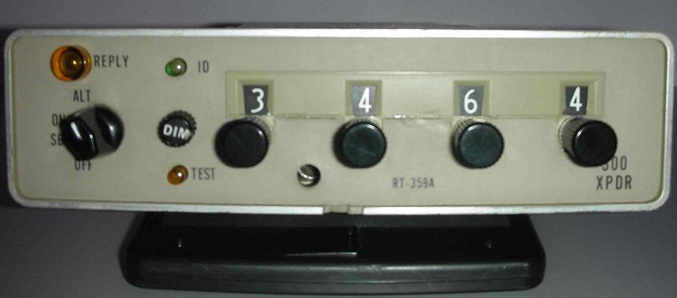 TRANSPONDER RT-359A