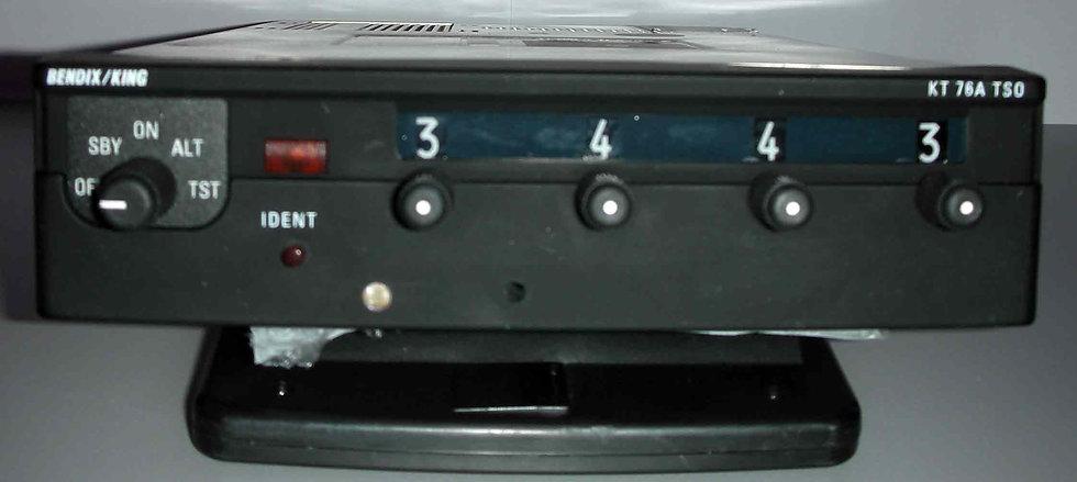 TRANSPONDER KT-76A