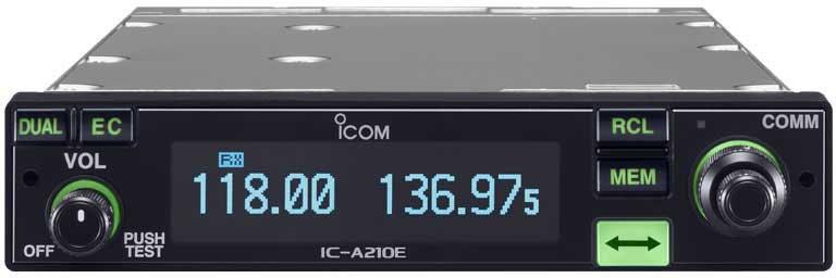 COM IC-A210E
