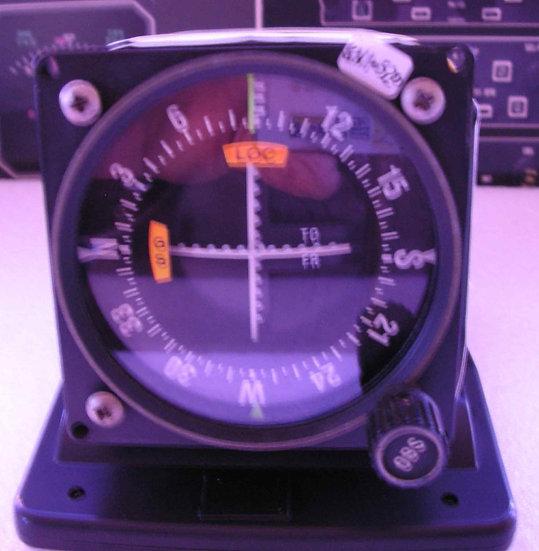 INDICADOR VOR/LOC/GS KI-520