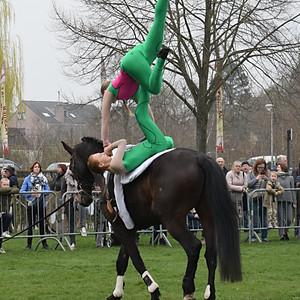 Demo Paardenmarkt Kuringen