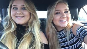 Paige & Scarlett