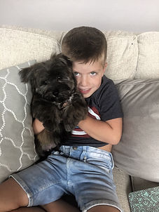 Nick and Summer Nilson Havanese