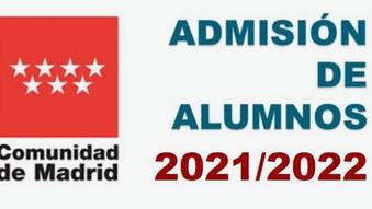Información sobre la modificación de las Unidades Funcionales autorizadas para el curso 2021/22.