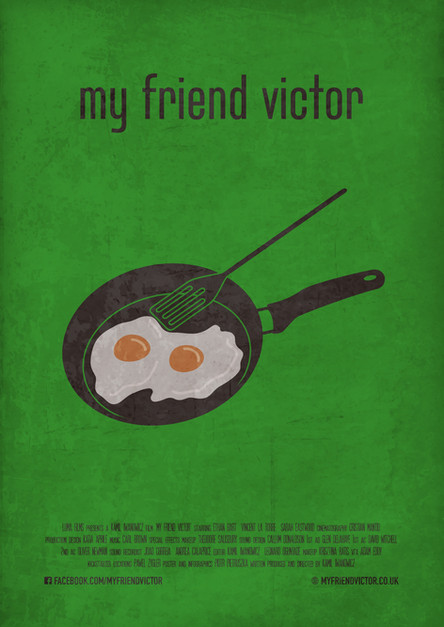 My friend Victor