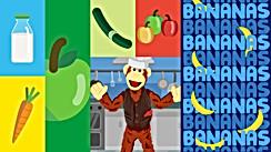 Milkshake! Monkey: Bananas About Food