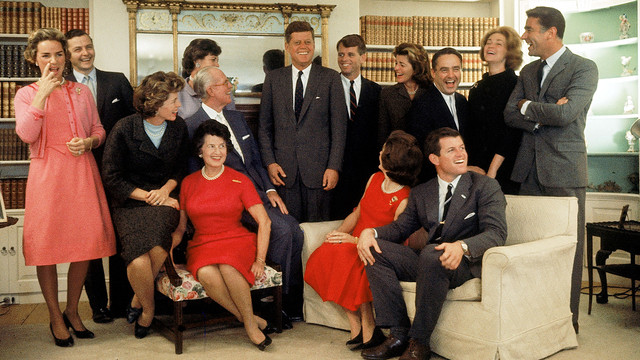 The Curse of the Kennedys