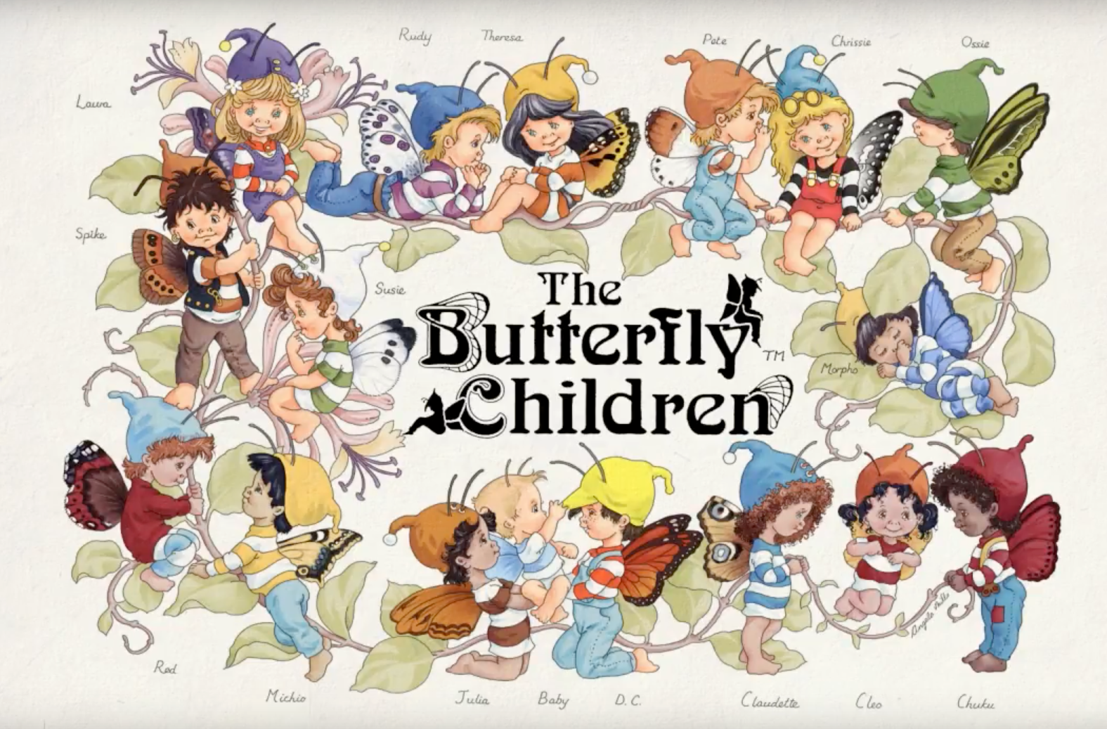 The Butterfly Children: Pilot