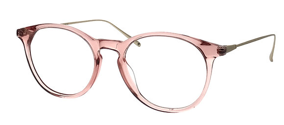 mulberry in blush /matte light gold