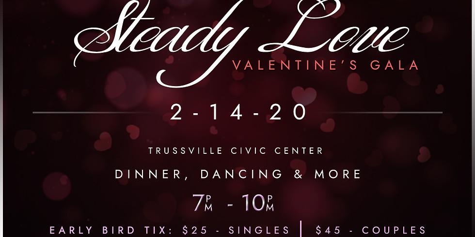 Steady Love Valentines Gala