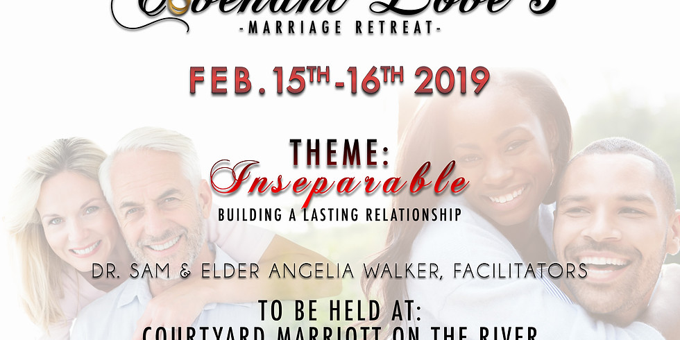 Covenant Love 3 Marriage Retreat