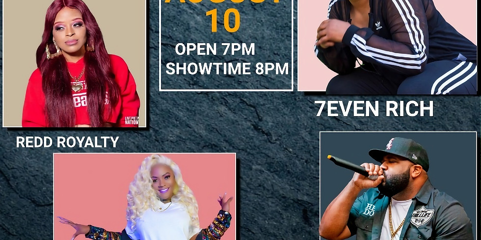 Talent U Need 2 Know - Live Tuesday Night Concert Series 4