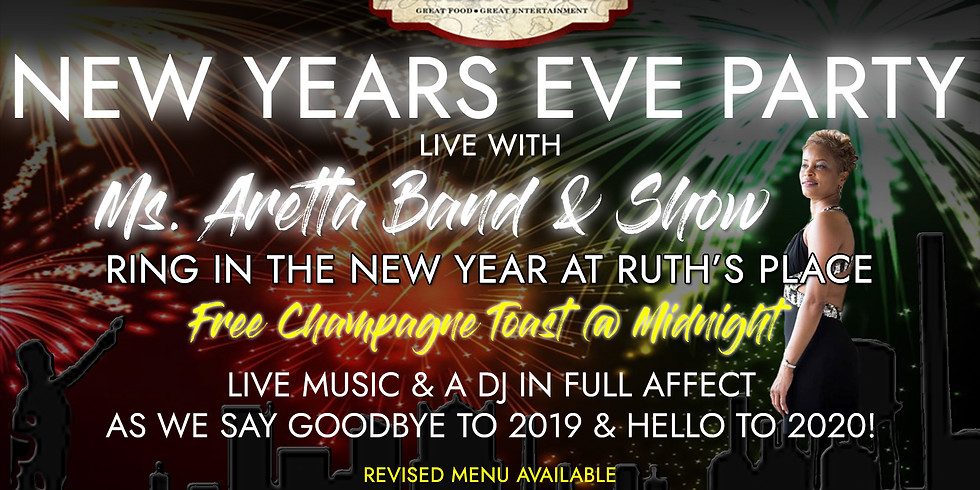 New Years Eve Live!