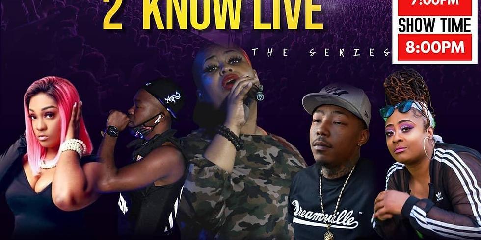 Talent U Need 2 Know - Live