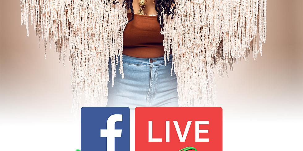 Facebook Live - Let's Worship