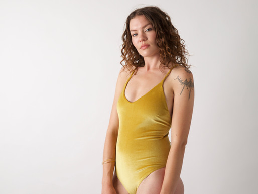 The Mazie swimsuit - Sunshine Bottled