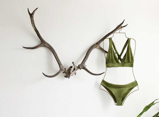Buy Now, Wear Later: The Colour Block Bikinis You Need This Summer
