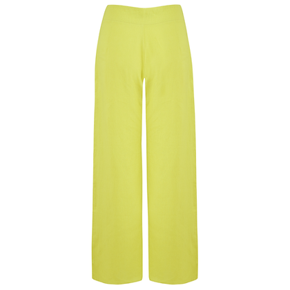 The Starling Trousers in Lime