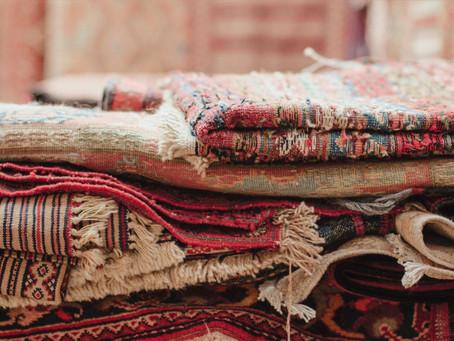 Чому важливі додаткові послуги в пральнях килимів?